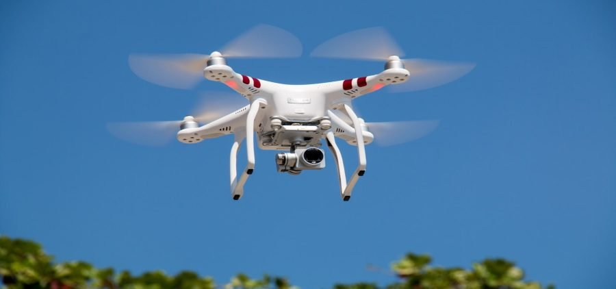 benefits of drones in real estate
