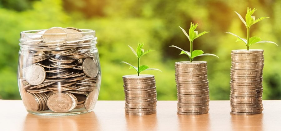 compound interest investments