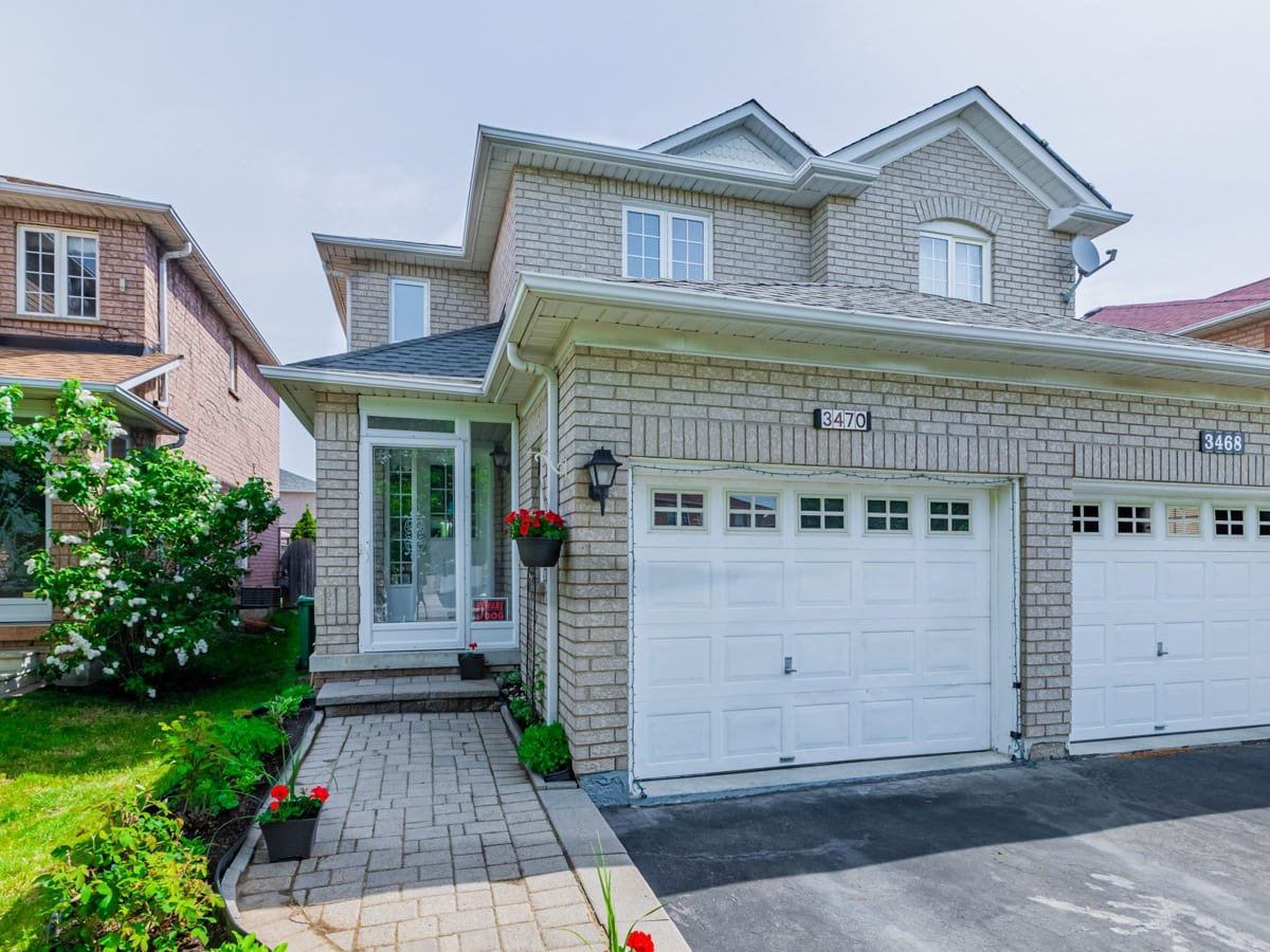 3 bed, 2.5 bath House-Mississauga